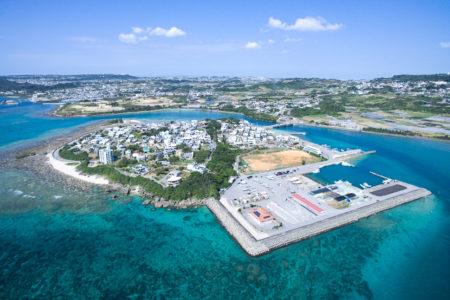 青の島「奥武島」で海と猫を眺めながら天ぷらを