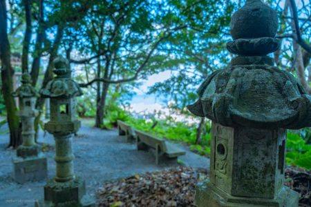名護神社(名護城公園Fエリア)